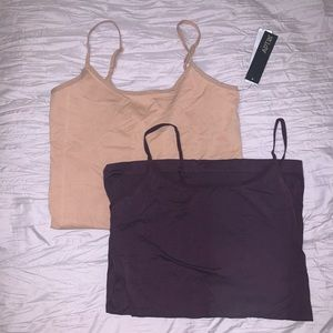 Set of Two Camisoles